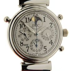 IWC Da Vinci Perpetual  limited edition 500 Pieces worldwide – n° 375401 - (our internal #7184)