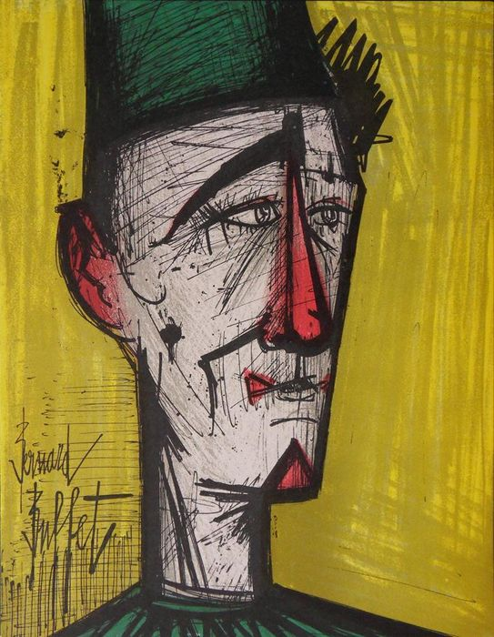 Bernard buffet 1928 1999 catawiki for Bernard buffet vente