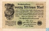 Reichsbanknote 20000000 Mark 1923