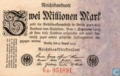 Reichsbanknote 2000000 Mark 1923