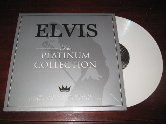 Image result for elvis the platinum collection