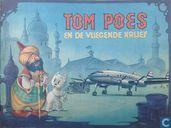 Comic Books - Bumble and Tom Puss - Tom Poes en de vliegende kalief