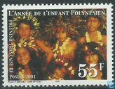 YEAR OF THE CHILD POLYNESIAN