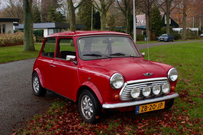 mini cooper 1.3 john cooper works special - 1991 - catawiki