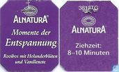 Tea bags and Tea labels - Alnatura -  1 Momente der Entspannung