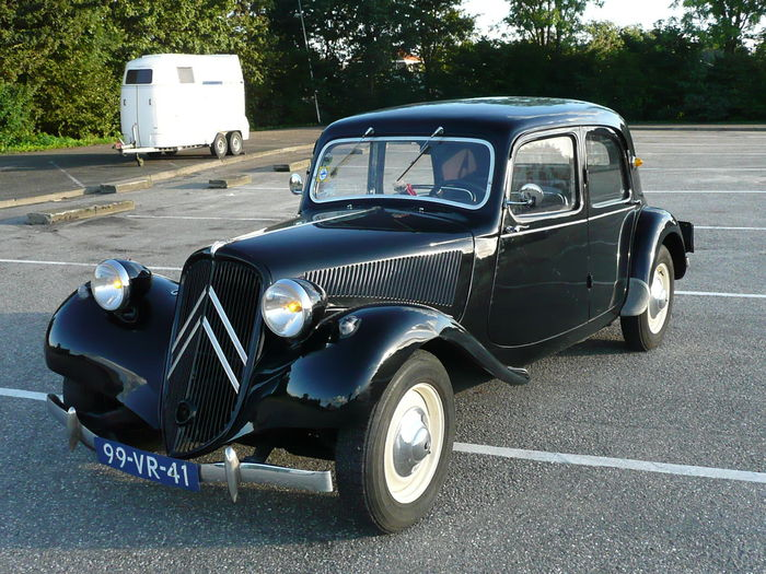 citro n traction avant 11 bl sport 1949 catawiki. Black Bedroom Furniture Sets. Home Design Ideas