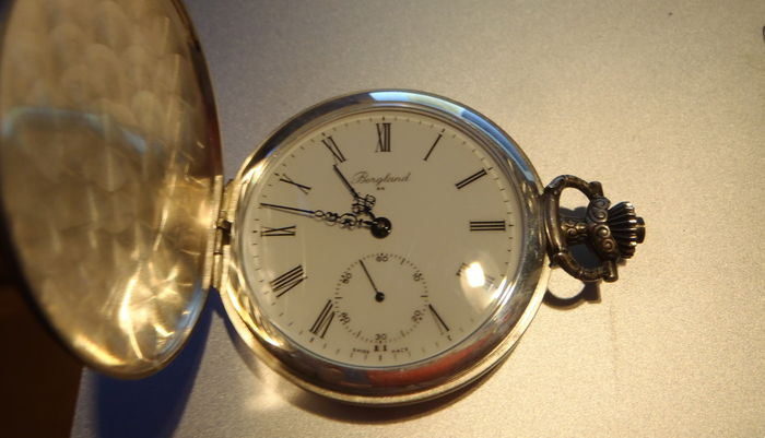Bergland nr. 68 Swiss Made - Pocket watch - Functional