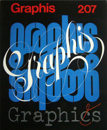 Design; Forty issues of Graphis - 1980/1993