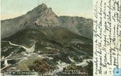 Kloof Buttress. Table Mountain