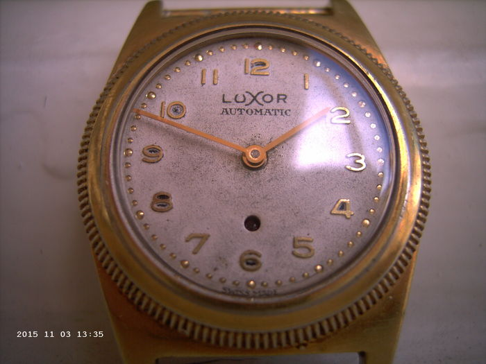 Harwood luxor automatic, ladies 1930s