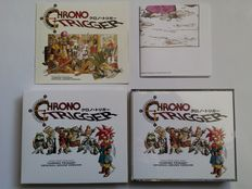 78c71275096 Chrono Trigger  Original Sound Version (Japanse import) soundtrack op 3  cd s met poster