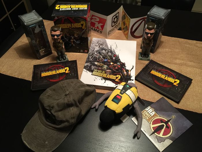 Borderlands collectie merchandise  - Catawiki