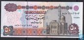 Egypte 50 Pounds