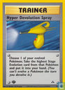 Hyper Devolution Spray