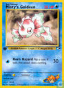 Misty's Goldeen