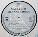 Platen en CD's - Simply Red - Men and women