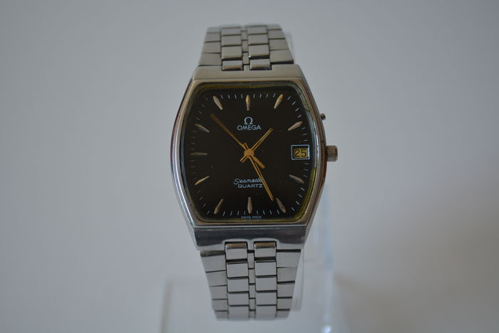 Omega Seamaster - wristwatch - 70's/80's
