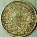 France 50 centimes 1850 (A)
