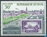 Int. Stamp Exhibition Philexafrique