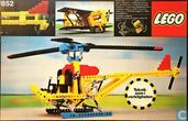 Lego 852 Helicopter
