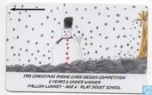 1992 Christmas Design Competition