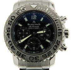 "Blancpain ""Air Command"" Chronograph Flyback - Unisex Watch"