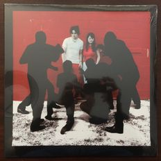 The White Stripes - White Blood Cells Sealed, 2nd Pressing 2006 (Germany), XLLP 151, RED Vinyl