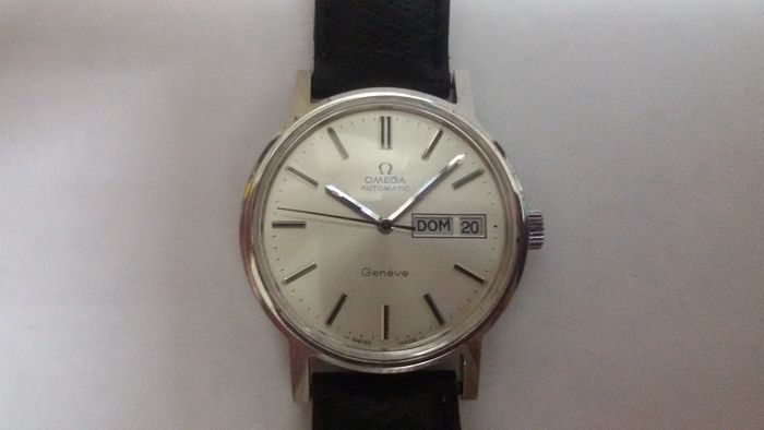 Omega Genève Day-Date Automatic men's watch ref. 166.0117 - 1973
