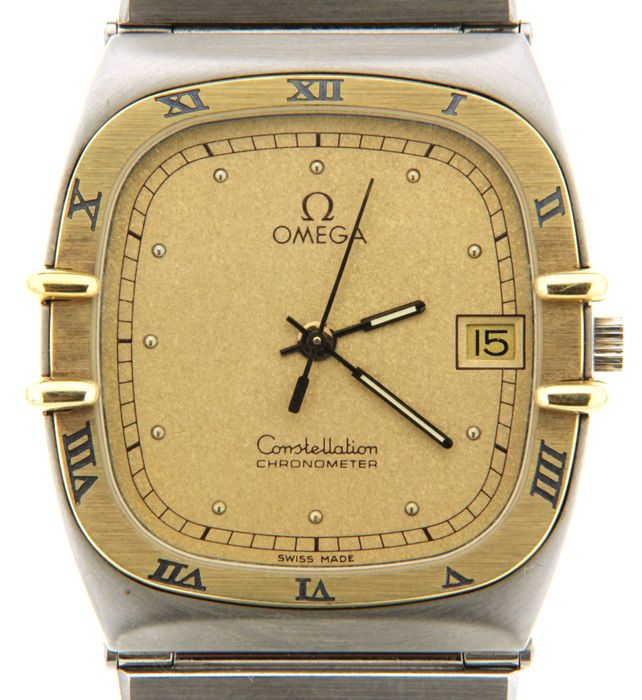 Omega Constellation Chronometer - Horloge - 5306