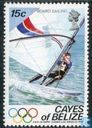 Olympic Games 1984: Windsurfing
