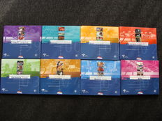 "Netherlands – year sets 1999/2006 ""Good causes"" (8 pieces) complete"