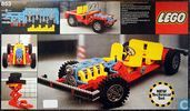 Lego 853 Auto Chassis