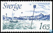 Timbres-poste - Suède [SWE] - Balisages