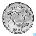 "Somaliland 10 shillings 2006 ""Pisces the two fish"""