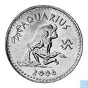 "Somaliland 10 shillings 2006 ""Aquarius the water carrier"""