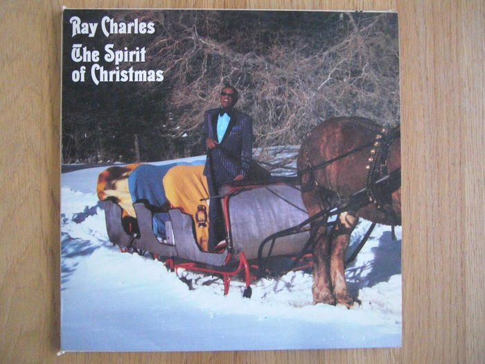 Ray Charles That Spirit Of Christmas.Lot Of 13 Christmas Albums By 60 S 70 S Artists Catawiki