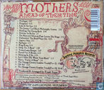 Disques vinyl et CD - Frank Zappa & The Mothers Of Invention - Ahead Of Their Time