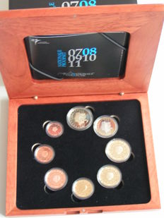 The Netherlands – year pack/ year collection (Proof) 2008