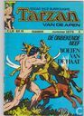 Comic Books - Tarzan of the Apes - De onbekende neef + Boeien van de haat