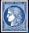 Postage Stamps - France [FRA] - Ceres