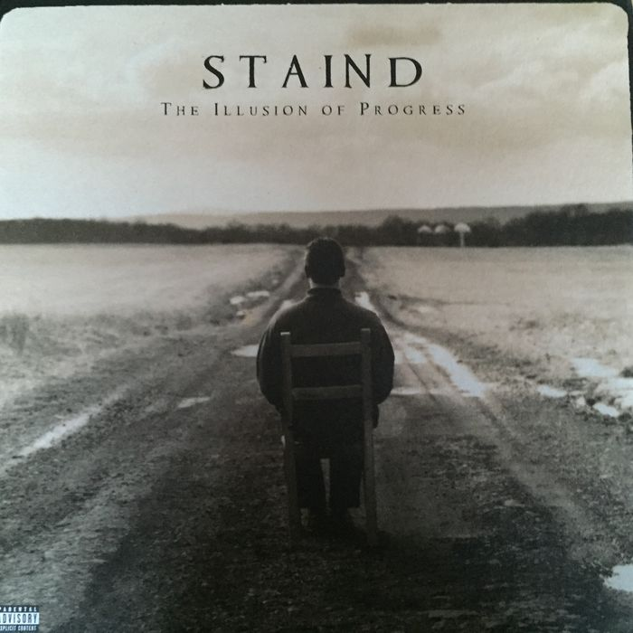 Staind - The illusion Of Progress // 2 LPs in Gatefold Cover