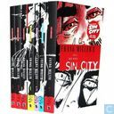 Bandes dessinées - Sin City - Booze, Broads, & Bullets