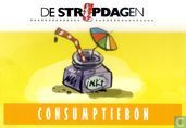 De Stripdagen - Consumptiebon