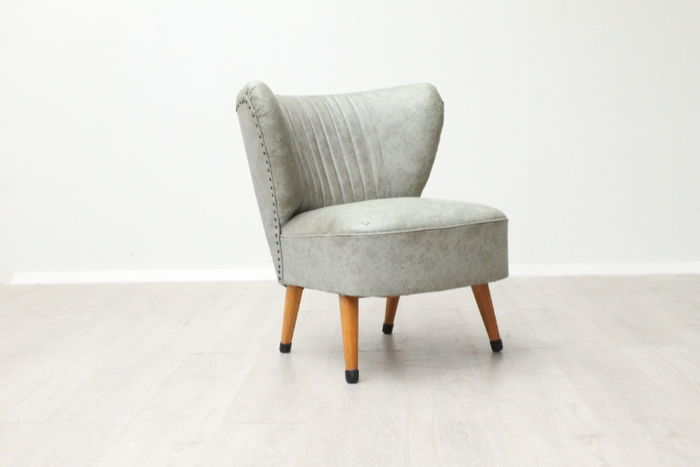 Cocktail Stoel Vintage : Vintage cocktail fauteuil catawiki