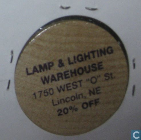 Usa lincoln ne lamp lighting warehouse 2 1986 for Lamp and lighting warehouse lincoln ne