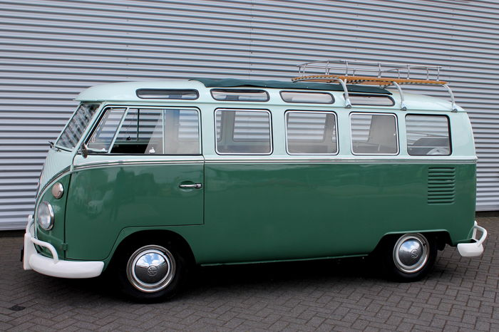 volkswagen t1 samba sunroof deluxe 1965 catawiki. Black Bedroom Furniture Sets. Home Design Ideas