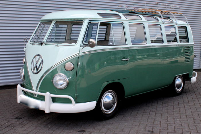 Volkswagen t1 samba sunroof deluxe 1965 catawiki volkswagen t1 samba sunroof deluxe 1965 altavistaventures Image collections