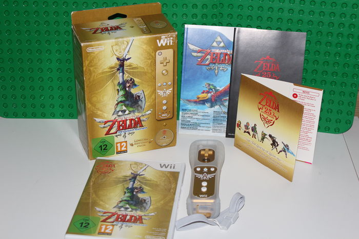 The legend of zelda: skyward sword (limited edition pack) for wii.