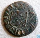 Spain Barcelona Ardite (French Occupation)  1653
