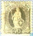 Timbres-poste - Suisse [CHE] - Helvetia debout